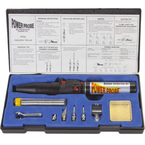 POWER PROBE Butane Soldering Kit (PPSK)