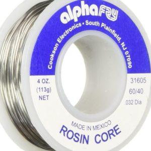 Alpha Metals #am31605 Lead Solder