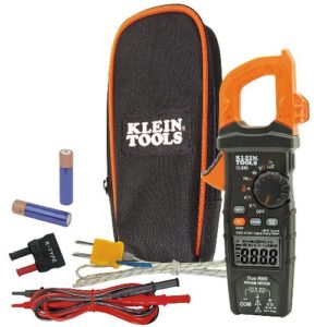 Digital Clamp Meter AC-DC Auto-Ranging