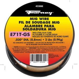 5 Forney Flux Core Mig Wire