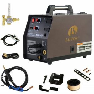 Lotos Wire Welder Flux Core Welder and Aluminum Gas Shielded Welding
