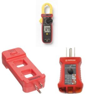 Amprobe Clamp Meter Bundle