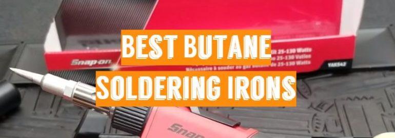 Best Butane Soldering Irons