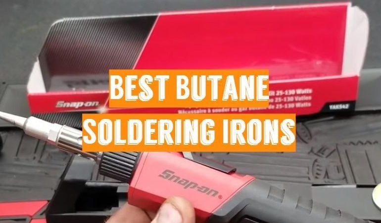 5 Best Butane Soldering Irons