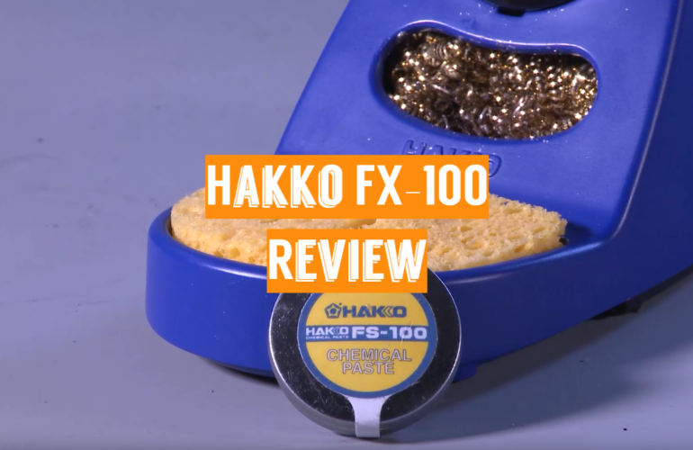 Hakko FX-100 Review