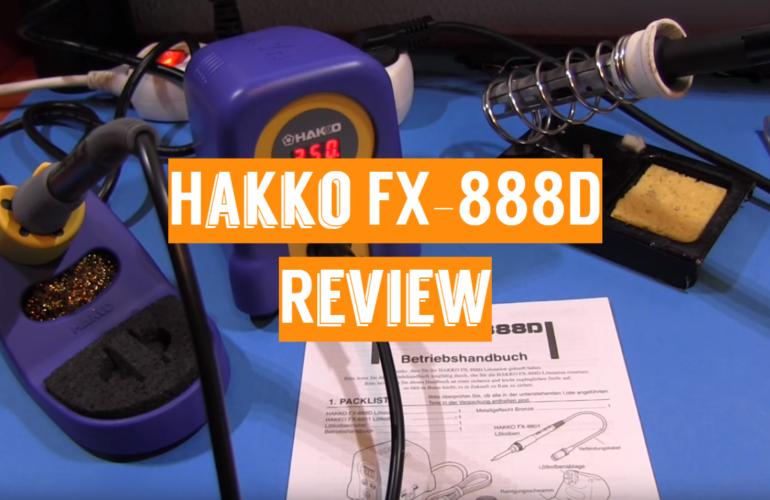 Hakko FX-888D Review