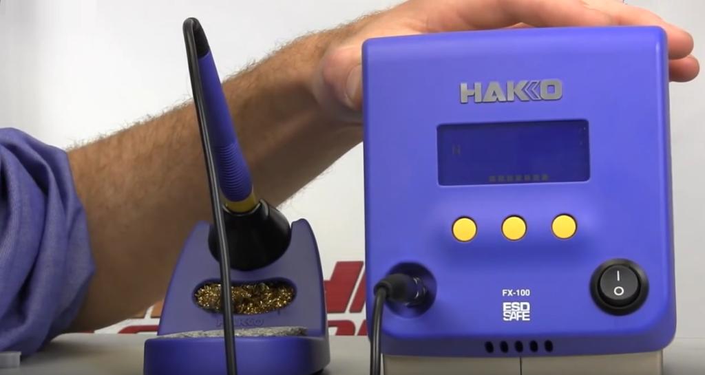 Hakko FX100 Soldering System