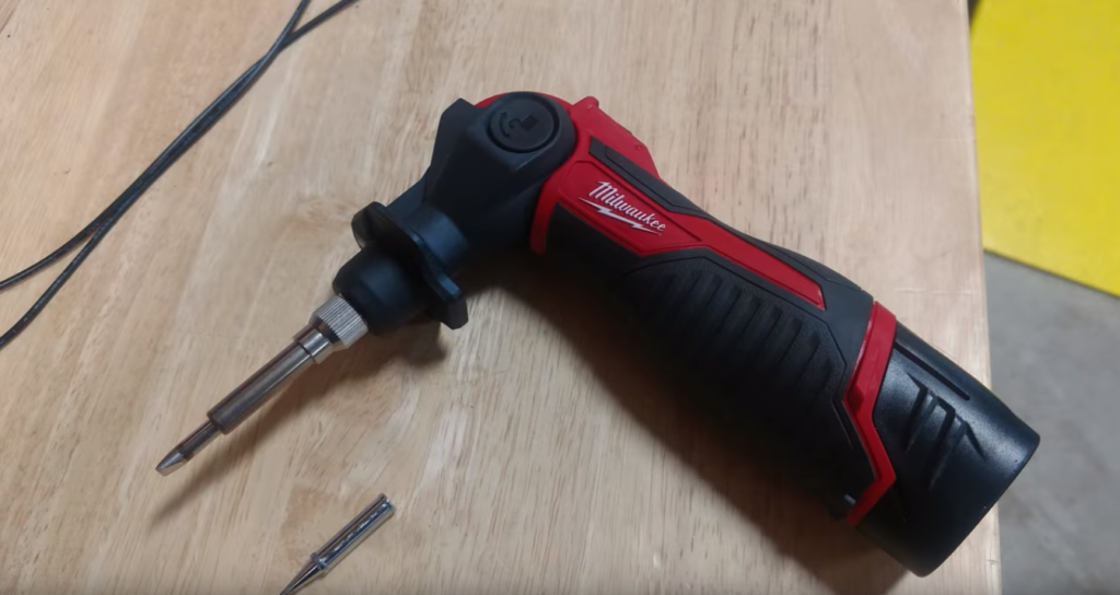 Milwaukee M12 Soldering Iron