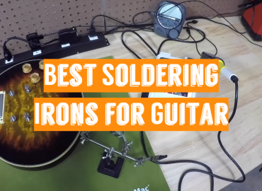 Best Soldering Irons for Guitar