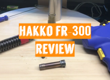 Hakko FR-300 Review