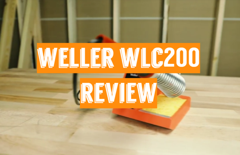 Weller WLC200 Review