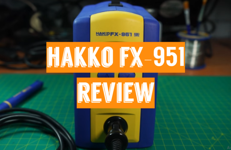 Hakko FX-951 Review