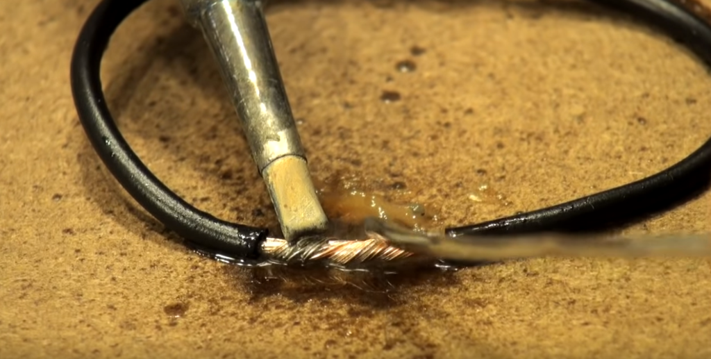 How to Use Flux When Soldering Cords