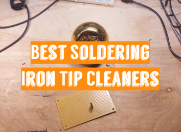 5 Best Soldering Iron Tip Cleaners