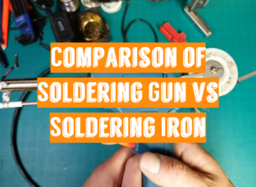 Comparison of Soldering Gun vs Soldering Iron