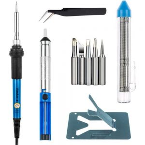 Vastar Soldering Iron Kit, Full Set 60W