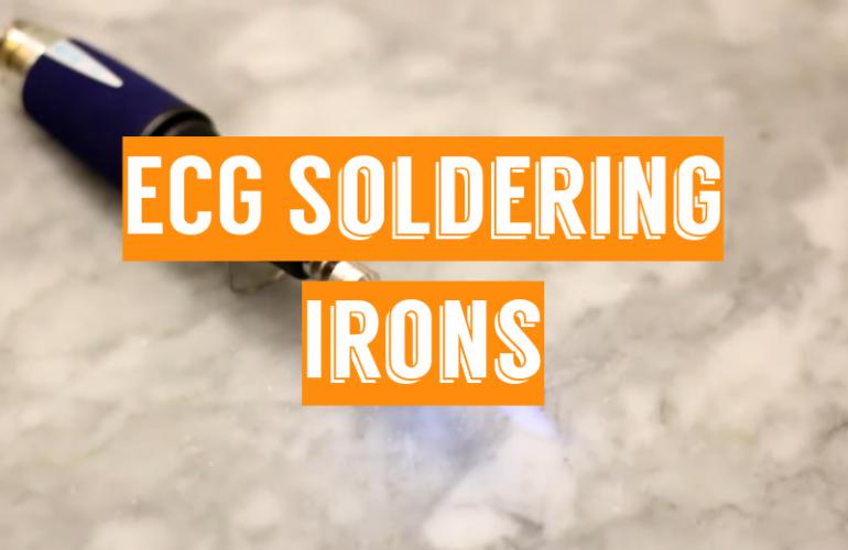 5 ECG Soldering Irons