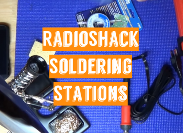 RadioShack Soldering Stations