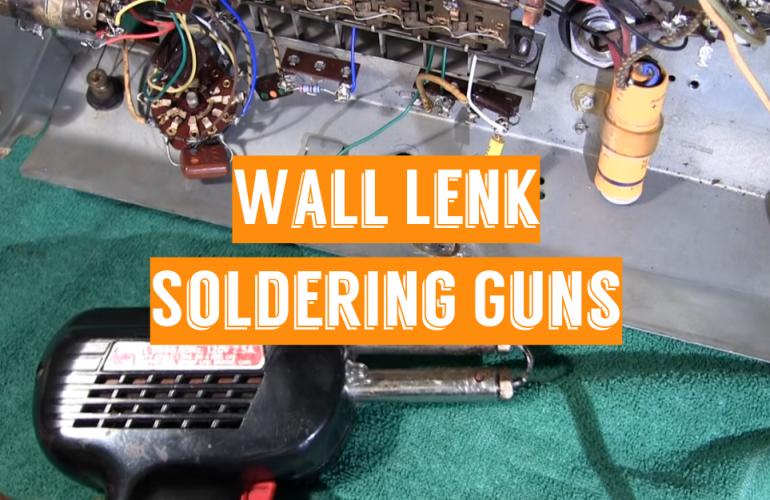 5 Wall Lenk Soldering Guns