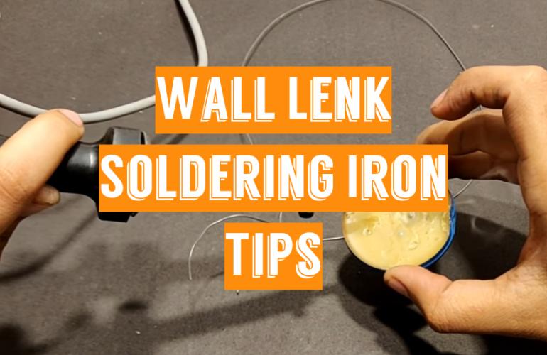 5 Wall Lenk Soldering Iron Tips