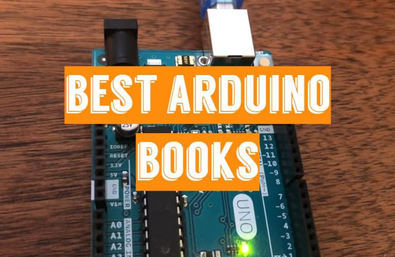 5 Best Arduino Books
