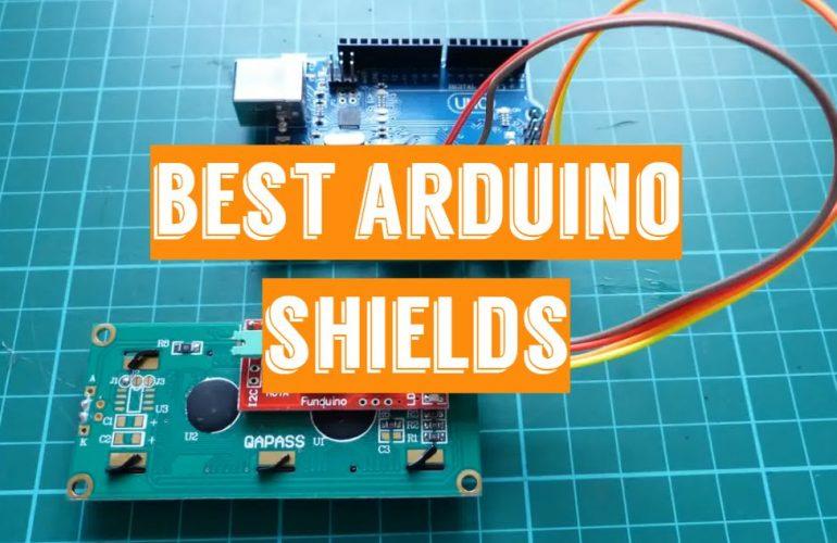 5 Best Arduino Shields