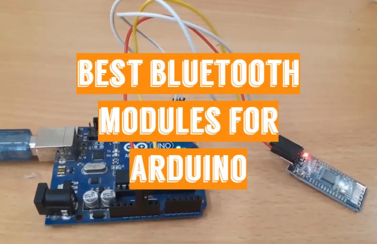5 Best Bluetooth Modules for Arduino