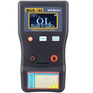 MESR-100 circuit tester