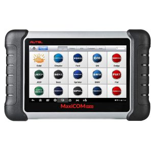 Autel MK808 Diagnostic Scan Tool with All System Diagnosis and 25 Services