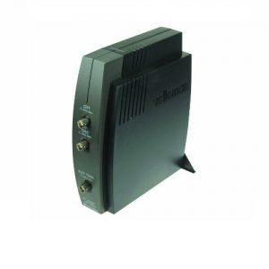 Velleman PCSU1000 Two-Channel USB Pc Oscilloscope