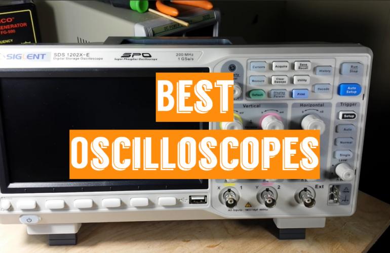 5 Best Oscilloscopes