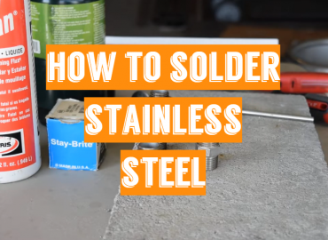 How to solder stainless steel