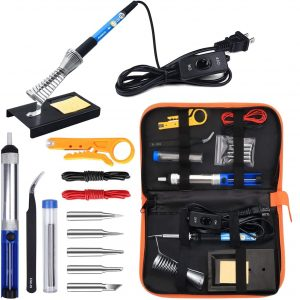 Anbes Soldering Iron Kit Electronics