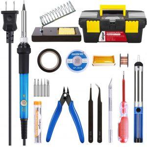 Soldering Iron Kit Electronics 60W