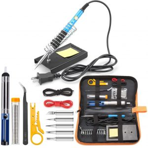 Tabiger Soldering Iron Kit 15-in-1