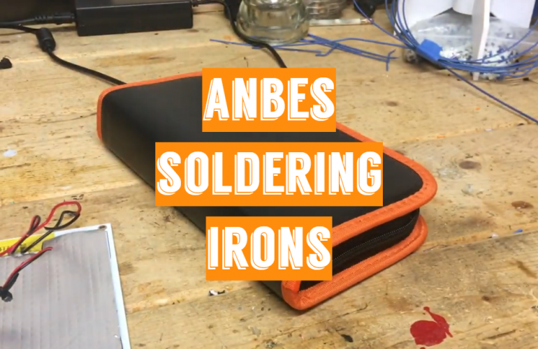 3 Anbes Soldering Irons