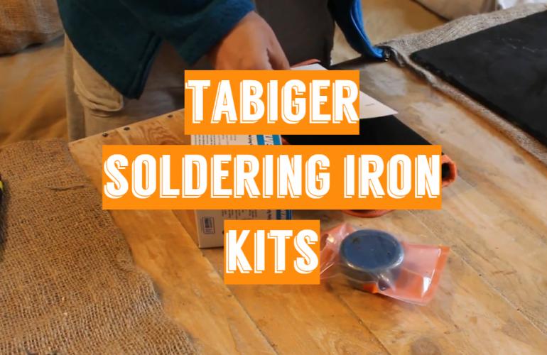 4 Tabiger Soldering Iron Kits