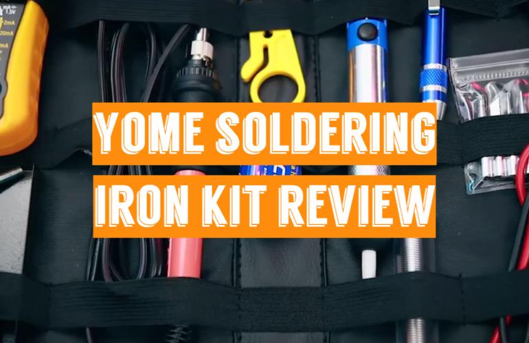 Yome Soldering Iron Kit Review