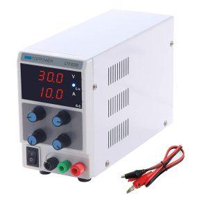 DC Bench Power Supply Adjustable 30V /10A