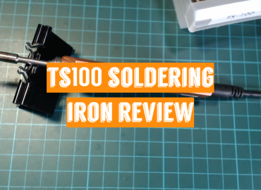 TS100 Soldering Iron Review