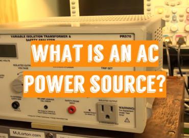 What is an AC Power Source_